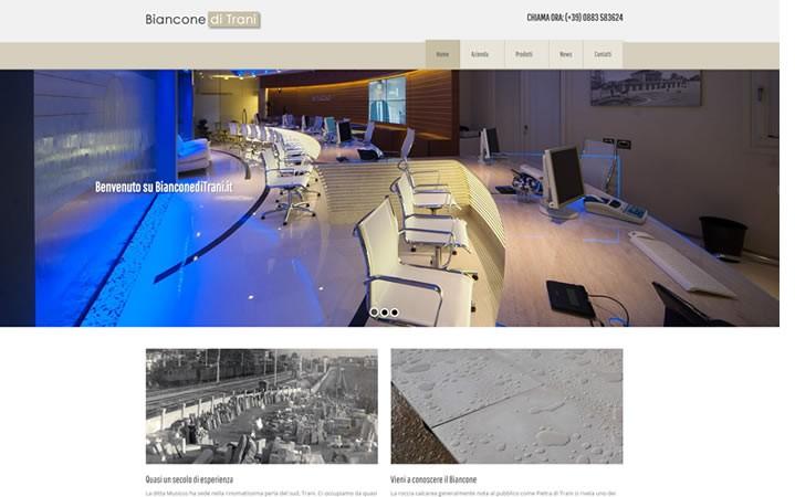 Nasce il nuovo sito web BianconediTrani.it